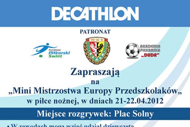 Mini Mistrzostwa Europy Przedszkolaków w piłce nożnej