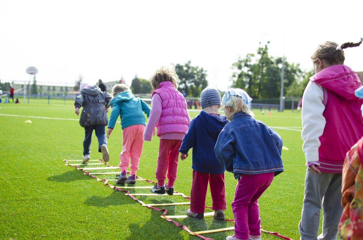 coaching dzieci