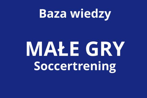 Małe Gry – Soccertrening