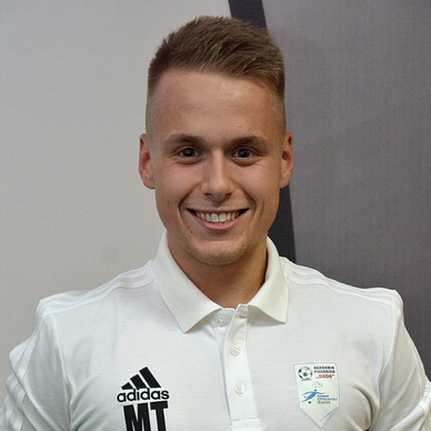 Maciej Trybała (trener)