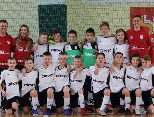 Sparing w Tychach oraz turniej w Bielsku-Białej