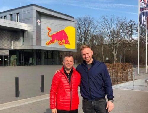 Współpraca z Red Bull Lipsk na wyciągnięcie ręki!