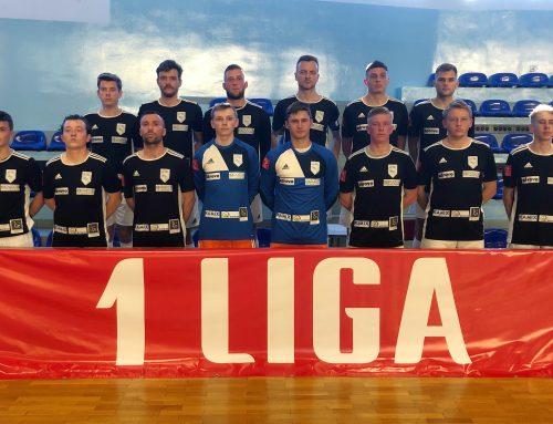 1. liga futsalu: porażka z Heiro Rzeszów